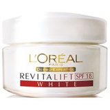 活力15奇蹟霜SPF 18 L'Oreal Paris Revitalift White Cream