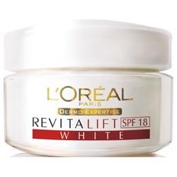 活力15奇蹟霜SPF 18 L'Oreal Paris Revitalift White Cream
