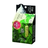 自然派綠茶洗顏皂