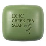 天然草本綠茶皂  DHC Green Tea Soap