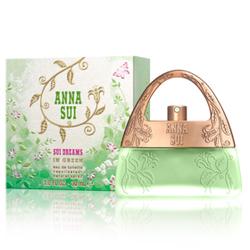 甜蜜夢境茉綠限量版淡香水