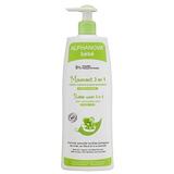 寶貝三合一泡泡露 Bebe Bubble Wash 3 in 1 Bubble Bath Bodywash&Shampoo
