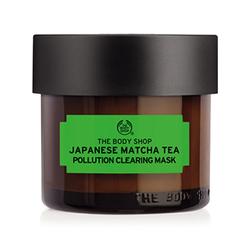 日本抹茶防護抗老面膜