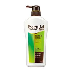 瞬效蓬鬆易吹乾洗髮乳