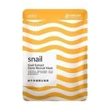 TTM Snail蝸牛修護靚白面膜 Snail Extract Derm Revival Mask