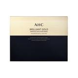 黃金蠶絲蛋白安瓶面膜 AHC Brilliant Gold Ampoule Solution Mask