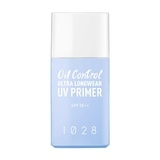 Oil Control!超控油UV校色飾底乳SPF50+★(藍色)