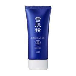 雪肌精保水UV防禦凝膠 SPF50+/PA++++