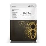 TTM黑蜂蜜活源新肌生物纖維面膜